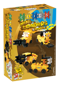 CLICS Mini Loaders // CA022