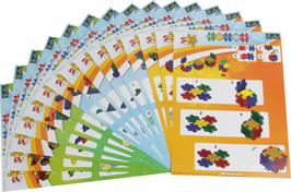 CLICS Bauplankarten // CP010