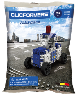CLICFORMERS Police Set 23 Teile // 809002