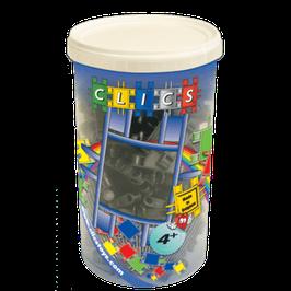 CLICS Köcher mit schwarzen Clics // CK013