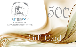 GIFT CARD 500
