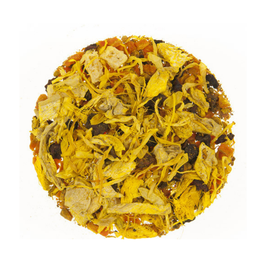 Golden Glow Beauty Turmeric Loose Tea