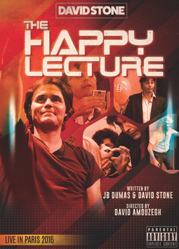 The Happy Lecture - DVD (sous pochette)