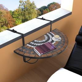 Table de balcon suspendue modèle 3