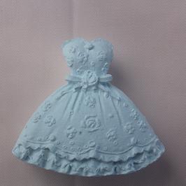 ドレス ブルー