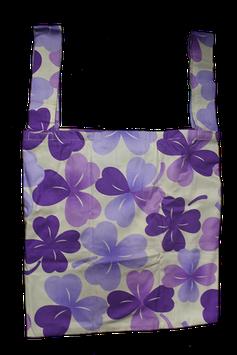 エコバッグ 紫