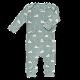 "Strampler / Pyjama ""Hedgehog"""
