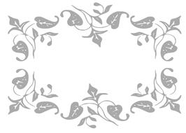 Rahmen Blätter