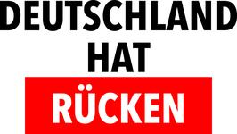 Deutschland hat Rücken - Der Workshop