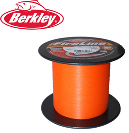 TRECCIATO BERKLEY FIRELINE BLAZE ORANGE BOBINA DA 1800 MT
