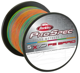 trecciato berkley proSpec 450 mt  5 color