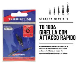 girelle tubertini serie tb-1006