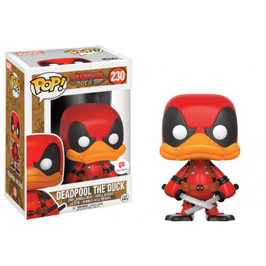 FIGURA POP! DEADPOOL THE DUCK