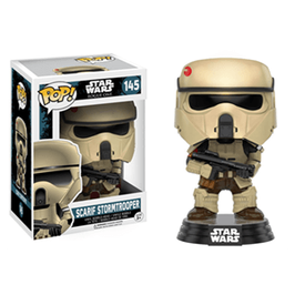 FIGURA POP! STAR WARS ROGUE ONE (SCARIF STORMTROOPER)