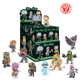 Mystery minis Rick & Morty Serie 2