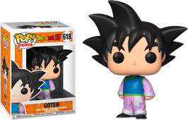 FIGURA POP! DRAGON BALL Z (GOTEN) nº618