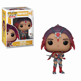 FIGURA POP! FORTNITE (VALOR)