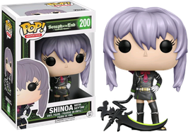 FIGURA POP! SERAPH OF THE END (SHINOA WITH SCYTHE) nº200