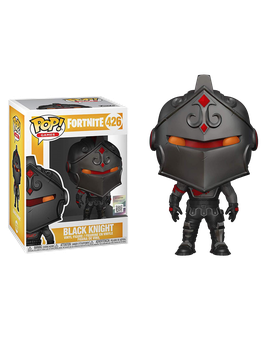 FIGURA POP! FORTNITE (BLACK KNIGHT)