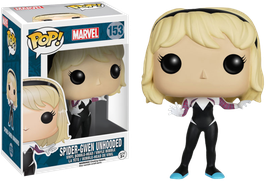 FIGURA POP! MARVEL (SPIDER-GWEN UNHOODED)