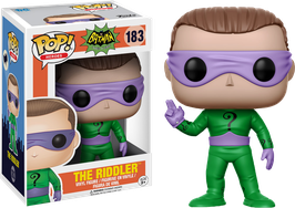 FIGURA POP! BATMAN 1966 (RIDDLER) nº183