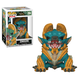 FIGURA POP! MONSTER HUNTER (ZINOGRE)