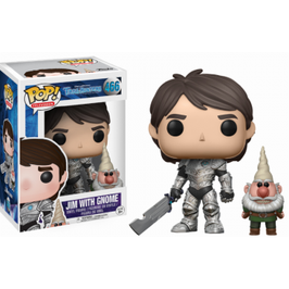 FIGURA POP! TROLLHUNTERS (JIM ARMORED WITH GNOME)