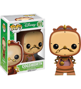 FIGURA POP! LA BELLA Y LA BESTIA DISNEY (COGSWORTH) nº91