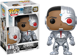 FIGURA POP! JUSTICE LEAGUE (CYBORG) Nº209