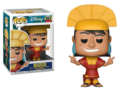 FIGURA POP! THE EMPERORS NEW GROOVE (KUZCO)