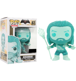 FIGURA POP! BATMAN VS SUPERMAN (AQUAMAN BLUE EDICION LIMITADA) nº87