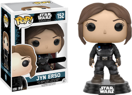 FIGURA POP! STAR WARS (JYN ERSO IMPERIAL) nº152