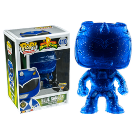 FIGURA POP! POWER RANGERS (BLUE RANGER MORPHING EXCLUSIVE)
