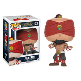 FIGURA POP! LEAGUE OF LEGENDS (LEE SIN) nº03