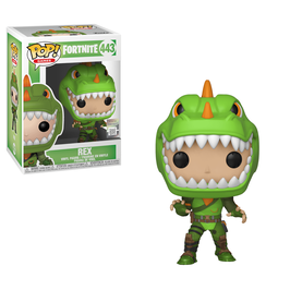 FIGURA POP! FORTNITE (REX)