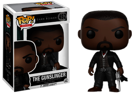 FIGURA POP! LA TORRE OSCURA/THE DARK TOWER (THE GUNSLINGER ONE GUN VARIANT)