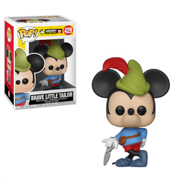 FIGURA POP! MICKEY 90 YEARS (BRAVE LITTLE TAILOR)