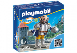 PLAYMOBIL GUARDIA REAL SIR ULF 6698