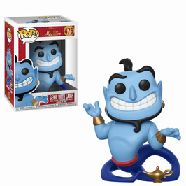 FIGURA POP! ALADDIN (GENIE WITH LAMP)