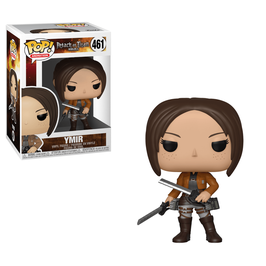 FIGURA POP! ATTACK ON TITAN (YMIR)  Nº461