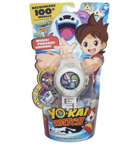 RELOJ YO-KAI WATCH MEDALLAS HASBRO