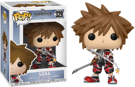 FIGURA POP! KINGDOM HEARTS (SORA BRAVE FORM)