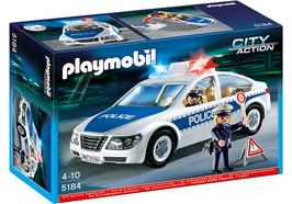 PLAYMOBIL COCHE DE POLICIA 5184
