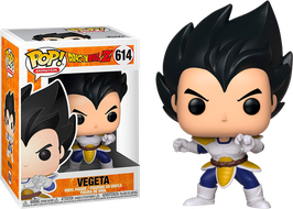 FIGURA POP! DRAGON BALL Z (VEGETA) nº614
