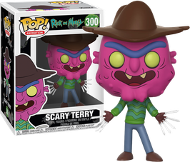FIGURA POP! RICK Y MORTY (SCARY TERRY)