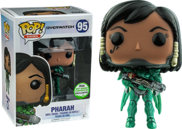FIGURA POP! OVERWATCH (PHARAH)