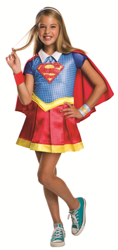 DISFRAZ DC SUPER HERO GIRLS  (SUPERGIRL DELUXE)