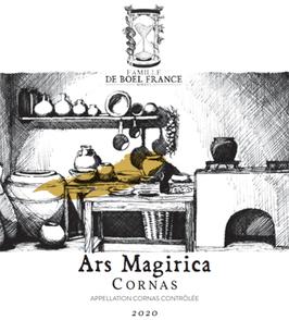 Cornas, 'Ars Magirica' 2020, Syrah