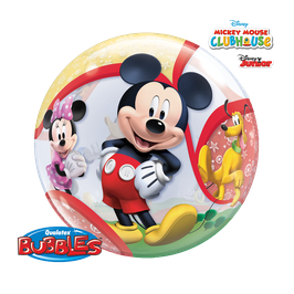 Palloncino Bubble Mickey