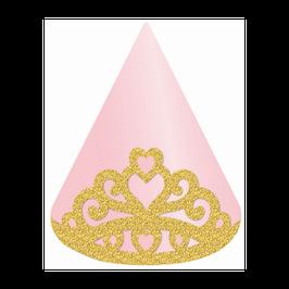 """Cappellino Cono Principessa """"Princess"""""""